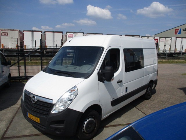 Opel Movano L2H2-92kw-airco